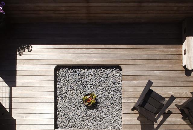 Zen Garden - contemporary - patio - san francisco - by Gast Architects