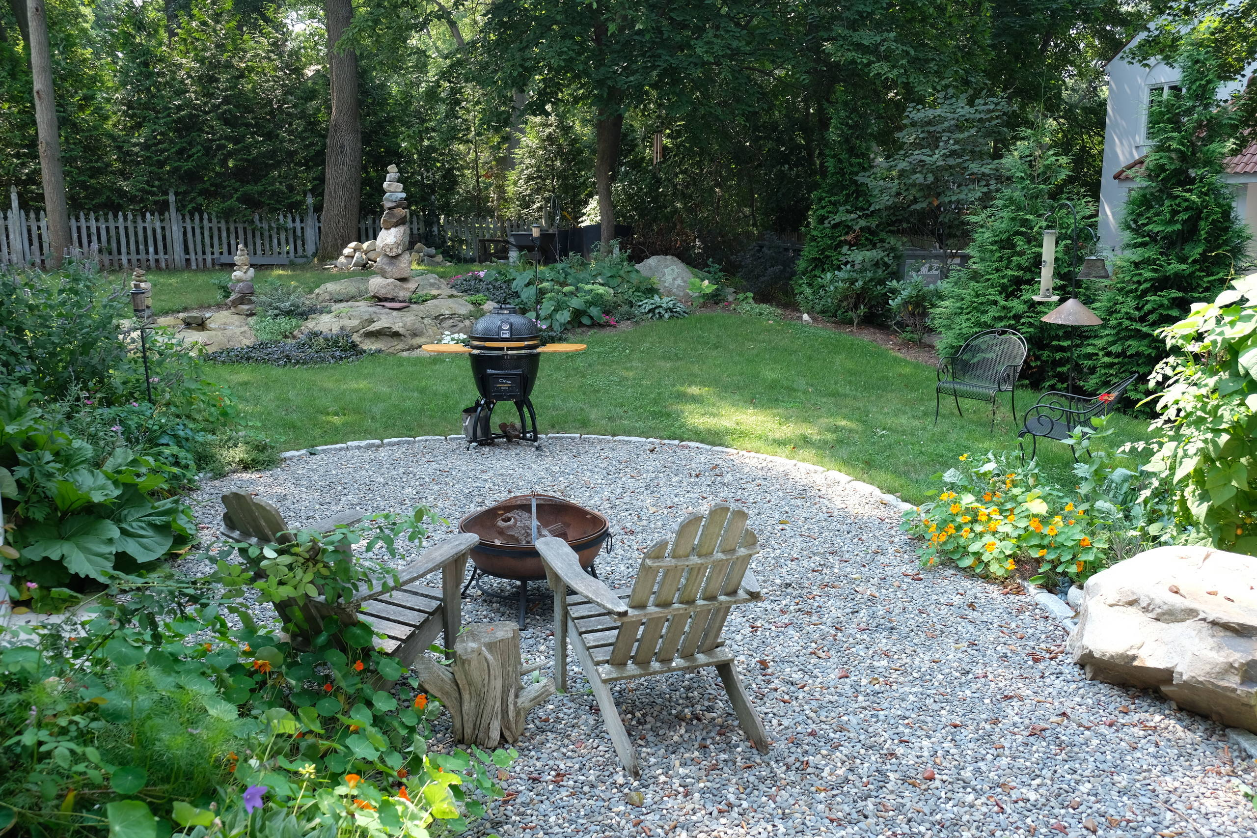 Block Paving Ideas For Gardens, 75 Beautiful Small Patio Pictures Ideas November 2020 Houzz