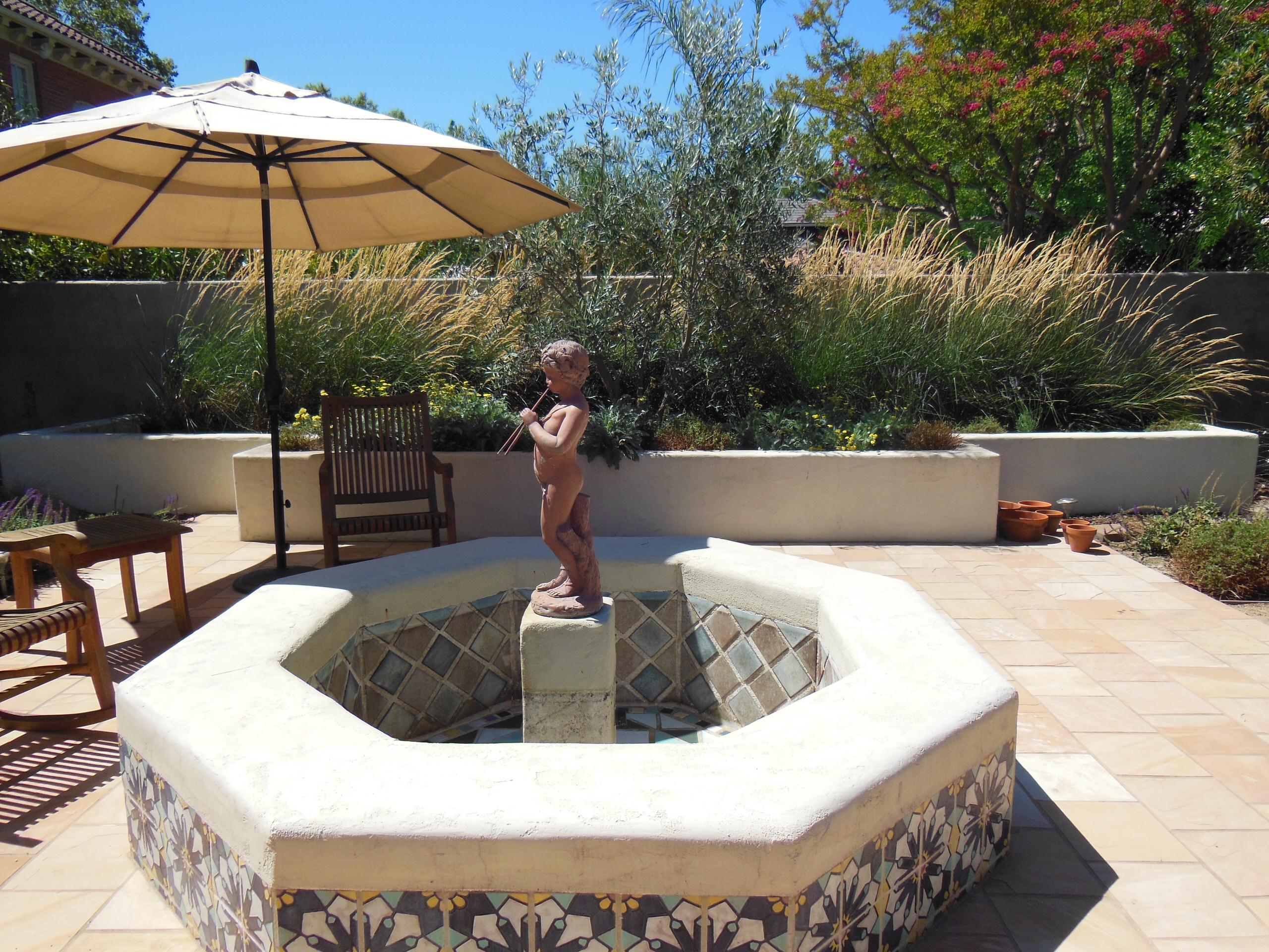 Sacramento Mediterranean Garden