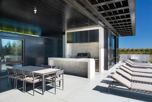 Sagaponack Outdoor Kitchen