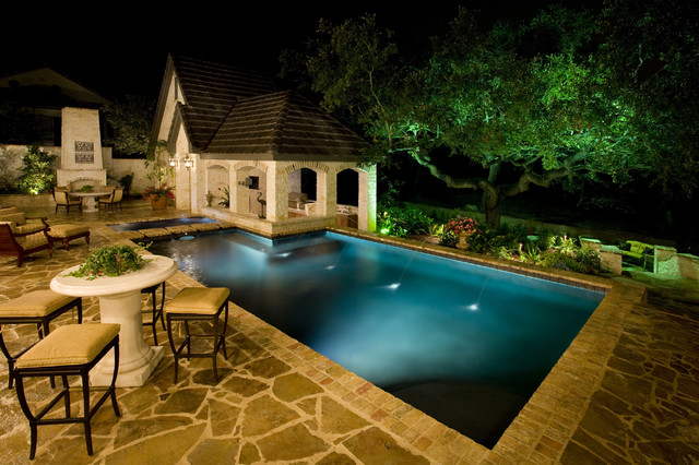 Sam Allen Custom Home Design traditional-patio