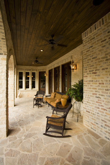 Sam Allen Custom Home Design traditional patio