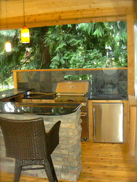 Sammamish Outdoor Living traditional-patio