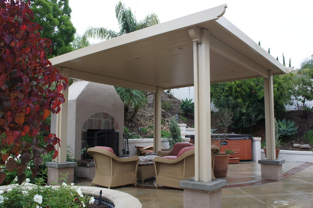 San Clemente project beach-style-patio