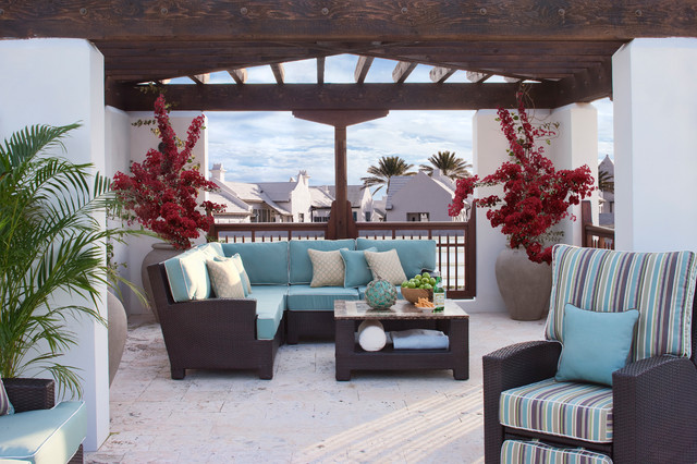 San Diego Outdoor Furniture Eclectic Patio san go by Skylar s