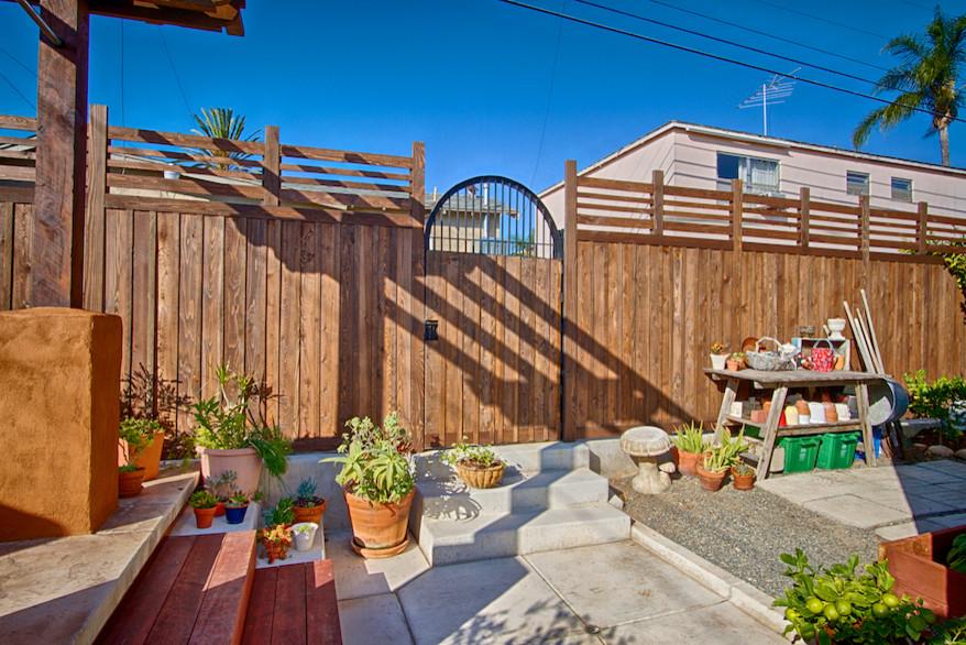 San Diego Spanish Backyard - Mediterranean - Patio - San ...