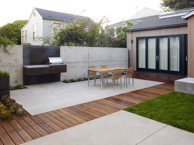 San francisco dining terrace for Garden design yates