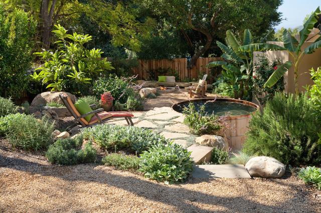 San Roque Get A Way Rustic Landscape Santa Barbara