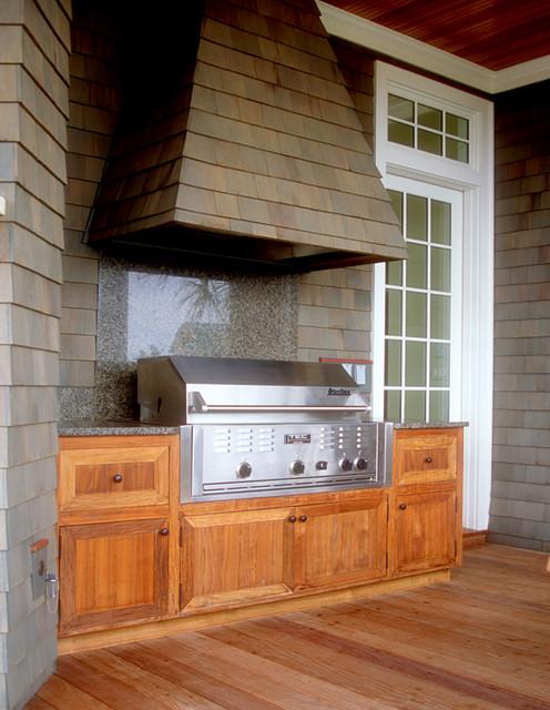 Sandfiddler Residence traditional-patio