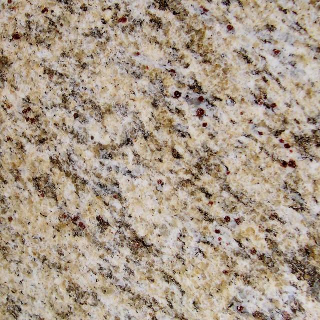 Santa Cecilia Granite Outdoor Kitchen Traditional Patio