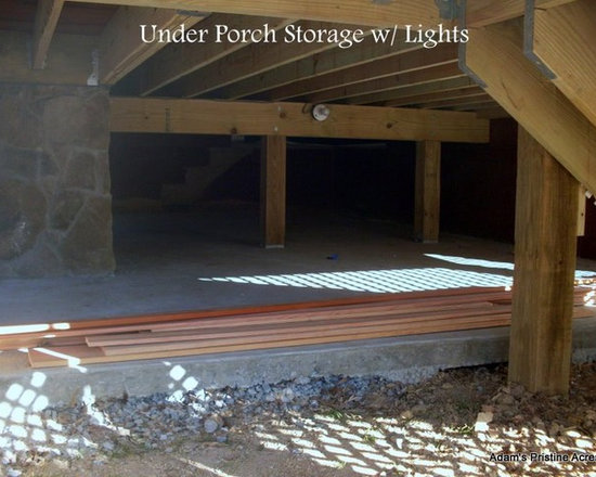 Under Deck Storage Ideas http://www.houzz.com/photos/under-deck-storage/p/8