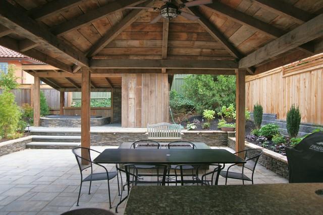 SE Portland Transformation transitional-patio