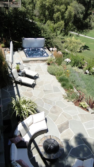 Sea Pines Residence mediterranean-patio