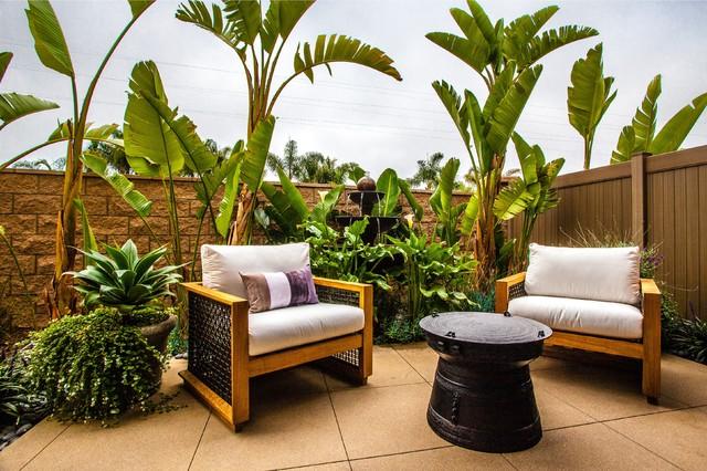 Seaside ridge models beach style patio los angeles by landscape development inc for Buiten patio model