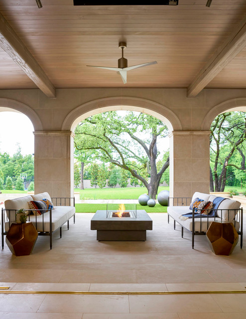 Seneca preston hollow mediterranean patio dallas for Seneca custom homes