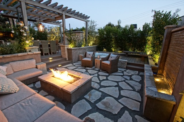 Serota Home (For South Bay Magazine HOME Edition traditional-patio