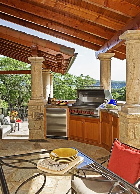 Seven Oaks traditional-patio
