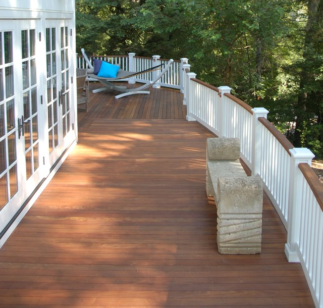 Severn River Residence traditional-patio