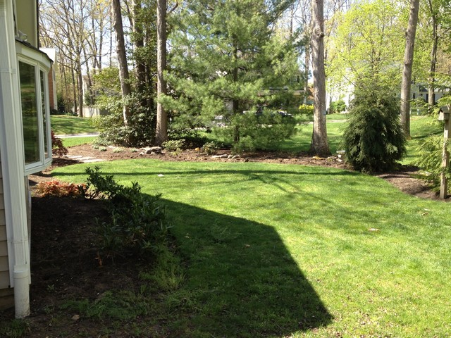 Severna Park Project traditional-patio