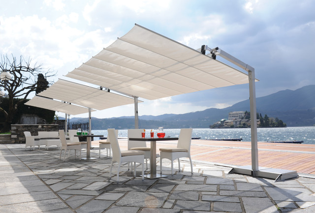 Shade - Free Standing Awning - Patio - Toronto - by Hauser ...