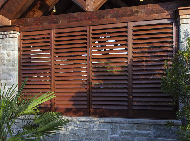 Gentil Shade Louvers For Outdoor Structures / Weatherwell Elite ...