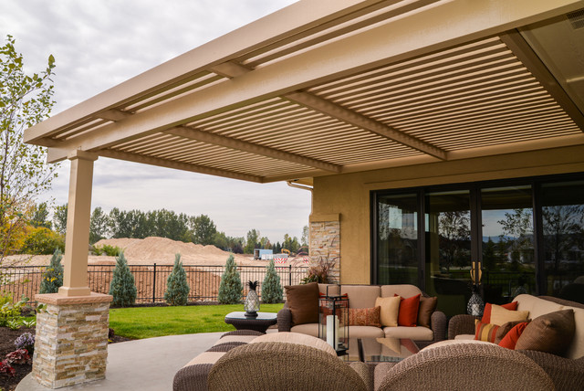Shade Structures Patio Boise By Shadeworks Inc