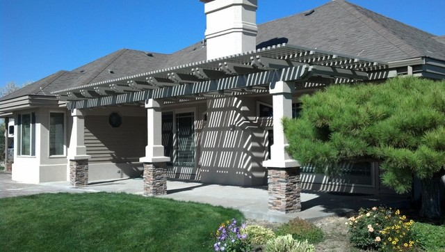 Shade Structures Traditional Patio