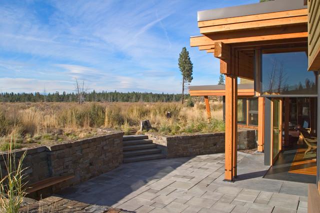 Shevlin Commons Meadow Modern modern-patio