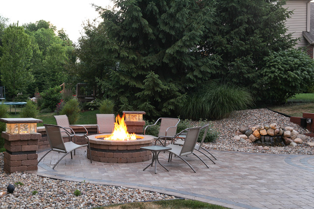 Shoemaker - Traditional - Patio - other metro - by Not Just A Garden Center