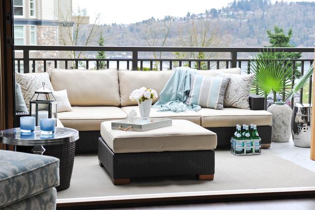 Signature Estates Outdoors modern-patio