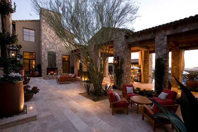 Silverleaf Ranch Hacienda Outdoor Living Transitional
