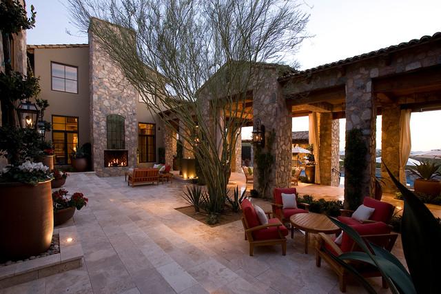 Silverleaf Ranch Hacienda Outdoor Living Transitional