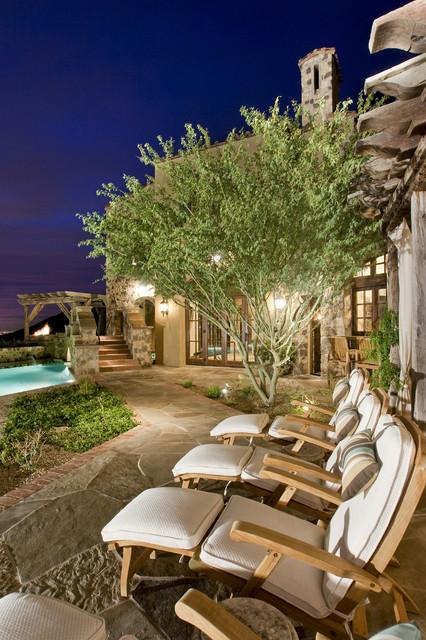 Silverleaf Summit Residence mediterranean-patio