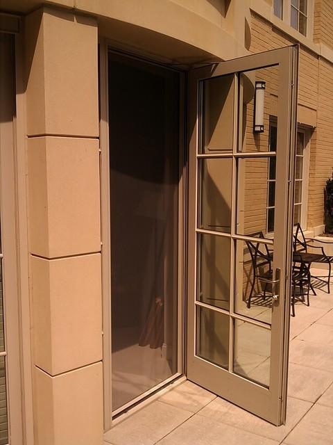 Single Door Screens Mirage Retractable Screens