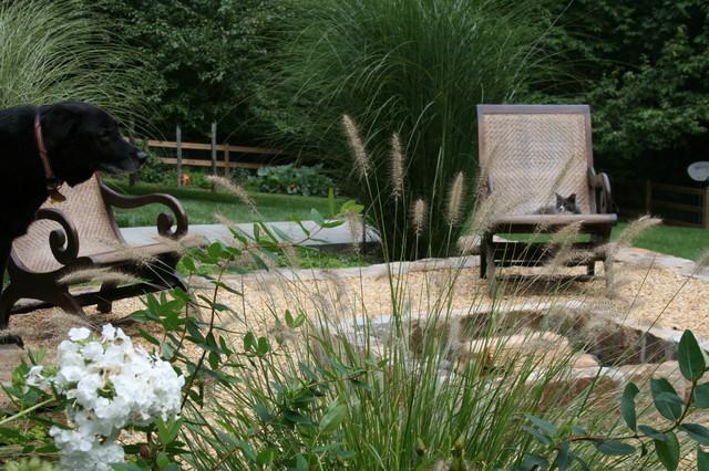 Slate Quarry Road traditional-patio