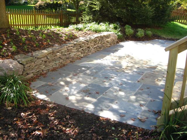Sunken Backyard Patio : All Rooms  Outdoor Photos  Patio