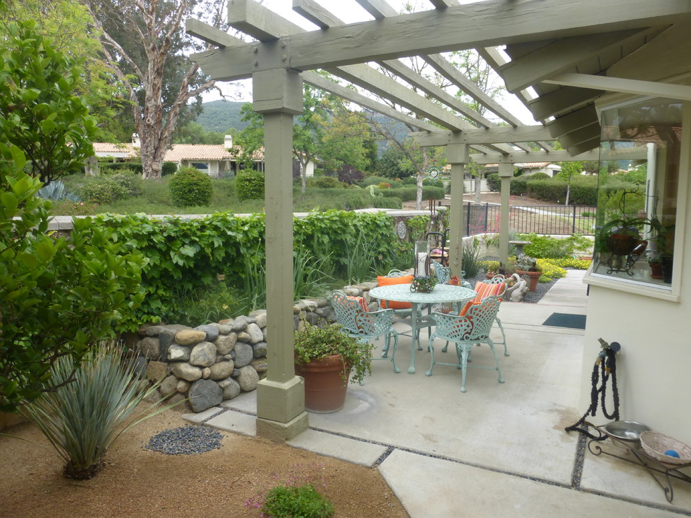 Small Patio Spaces - Southwestern - Patio - San Diego - by ...