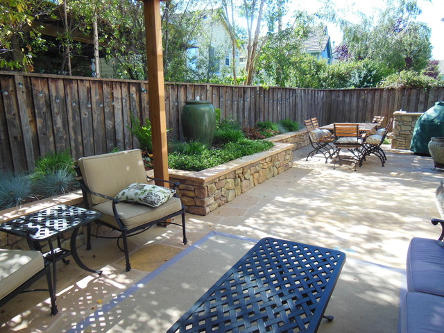 Small space, Big Impact - traditional - patio - san francisco - by ...