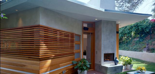 Smith Pennington Residence modern-patio