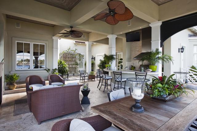 Solano contemporary-patio