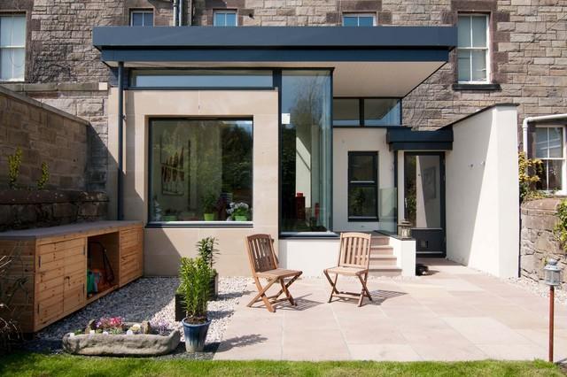 Somner Macdonald Architects modern-patio
