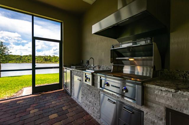 Sonoma Isles Jupiter 2 Transitional Patio Miami By Fischman Outdoor Kitchens Houzz Ie
