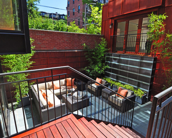 Townhouse Patio