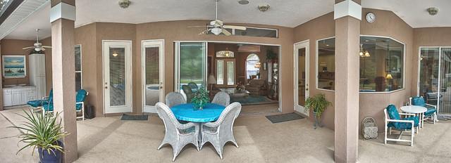 South Farm Road traditional-patio