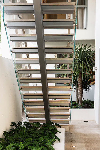 South Perth Contemporary Patio Perth By Steadman Building Group