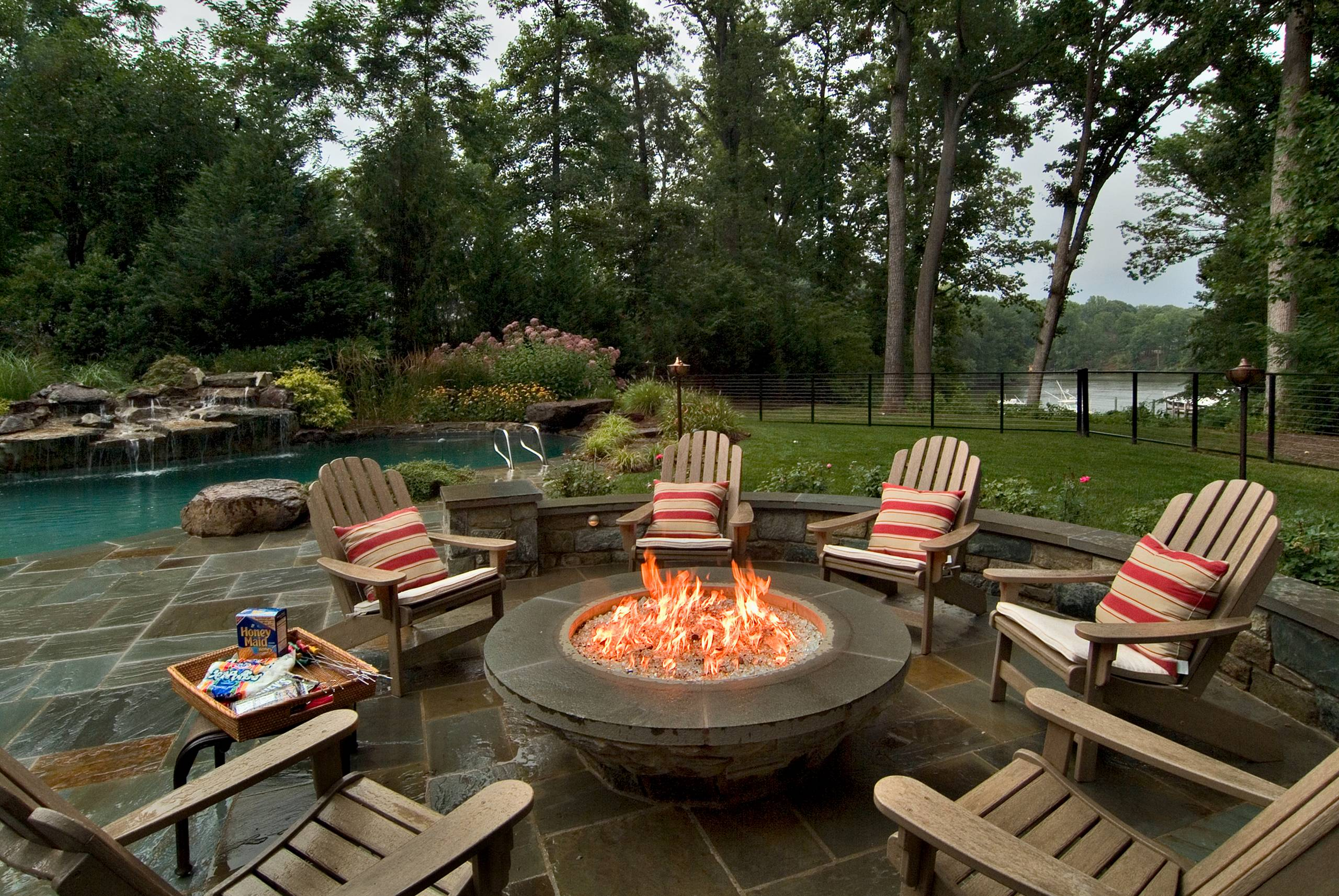 Firepit Chairs Houzz