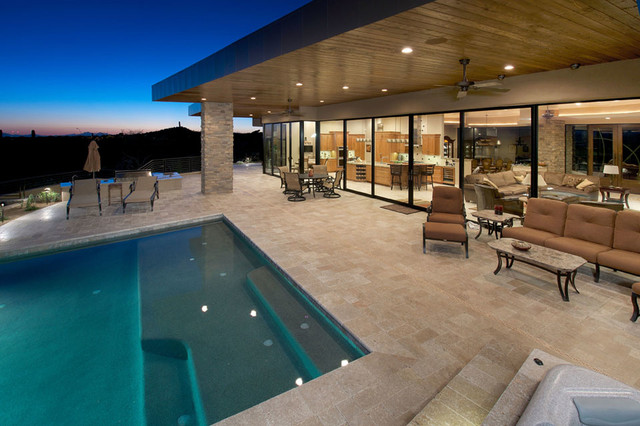 Southwest contemporary 776 southwestern patio other for Southwest architecture