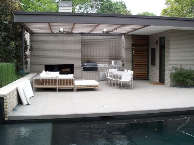 Southwest Fence Deck Arbors Contemporary Patio
