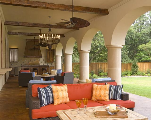 spanish mediterranean mediterranean patio other by astleford interiors inc. Black Bedroom Furniture Sets. Home Design Ideas