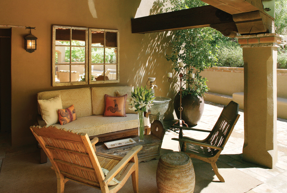 Spanish Mexican Colonial, Mexican Outdoor Furniture